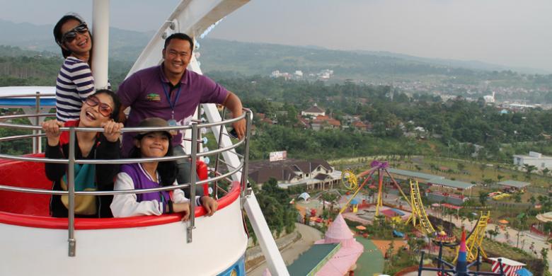 15 Tempat Wisata Sentul Wajib Dikunjungi Jungleland Adventure Theme Park