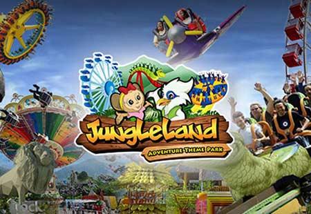 28 Wahana Jungleland Sentul City Bogor Tempat Wisata Terbaik Indonesia