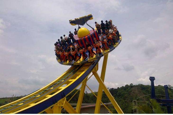 Ayo Mencoblos Diskon Masuk Jungleland Antara News Megapolitan Adventure Theme