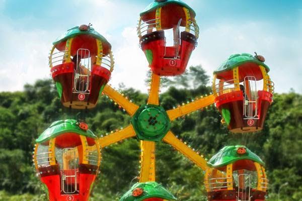 Bagaimana Menuju Jungleland Adventure Theme Park Munadi Kab Bogor