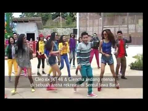 Cleo Exjkt48 Jungleland Adventure Theme Park Youtube Kab Bogor