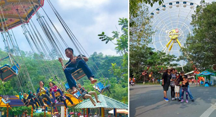 Destinasi Tempat Wisata Bogor Bisa Kamu Kunjungi Jungleland Adventure Theme
