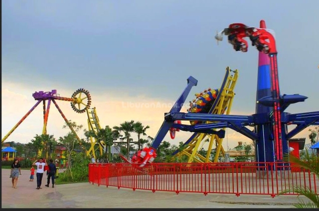 Harga Tiket Masuk Jungleland Akbarhiznu Blogspot Id Adventure Theme Park