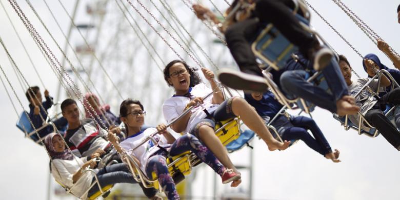 Inilah Penghargaan Jungleland Kartini Kompas Adventure Theme Park Kab Bogor