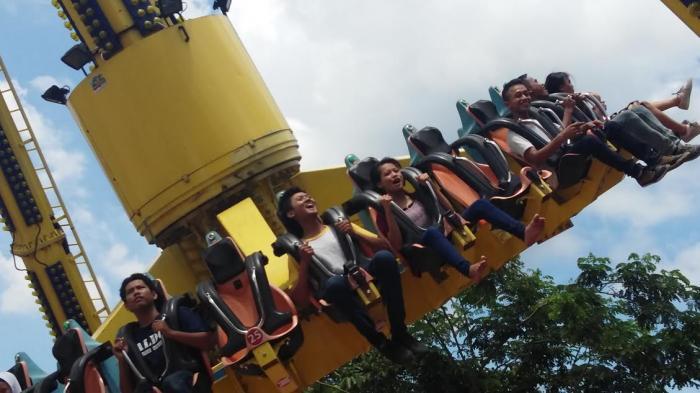 Jari Bekas Tinta Pilkada Laku Keras Jungleland Bogor Adventure Theme