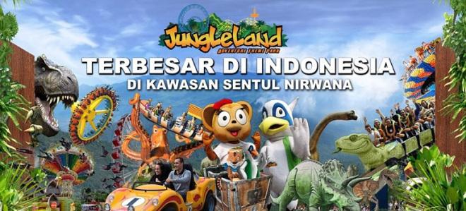 Jawa Laman 4 Tempat Wisata Indonesia Jungleland Adventure Theme Park