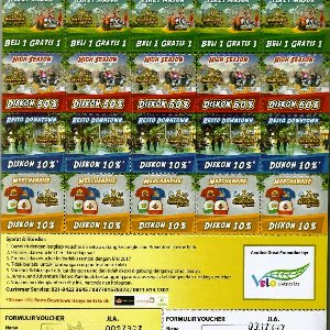 Jual Jungle Land Adventure Theme Park Sentul Lapak Doredomi 5