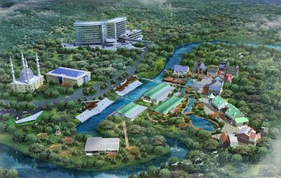 Jungle Land Adventure Theme Park Sentul Paradise Liburan Meski Tergolong