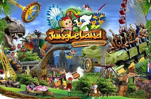 Jungle Land Sekilas Bogor Terletak Kawasan Sentul Nirwana City Jungleland