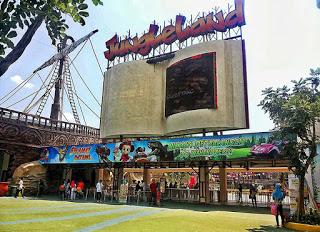 Jungleland Adventure Theme Park Bogor Kab