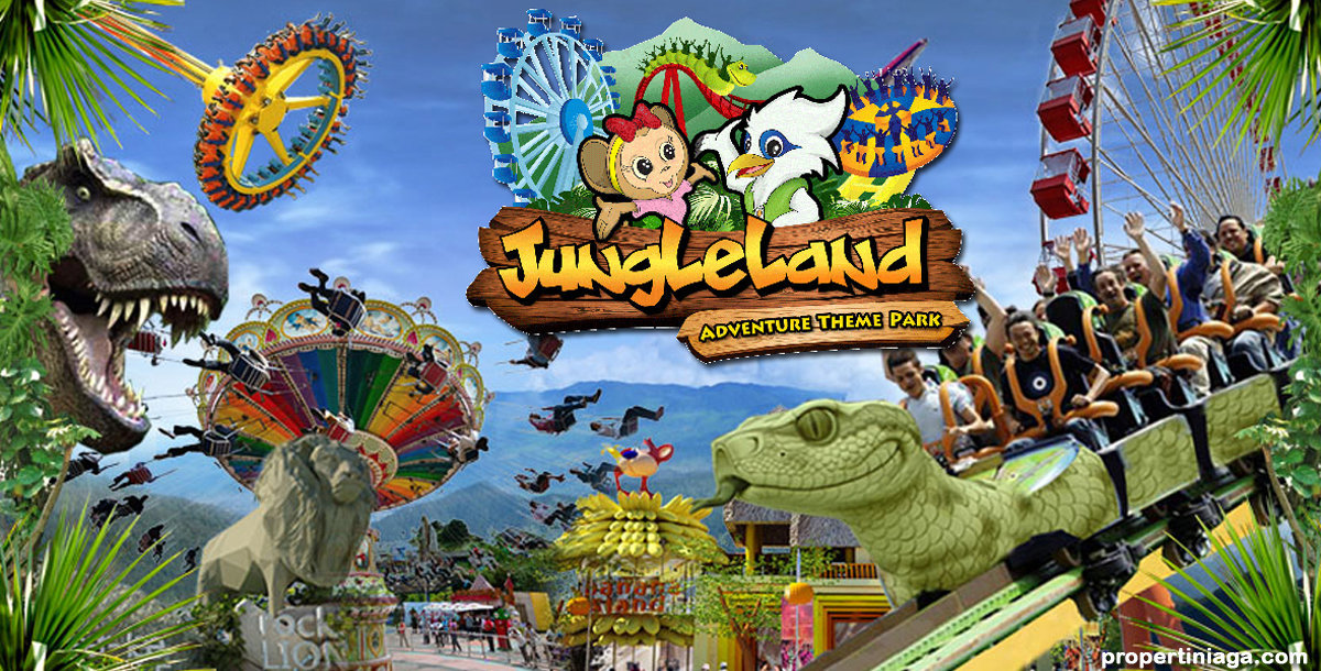 Jungleland Adventure Theme Park Hotel Indonesia Hdg Team Kab Bogor
