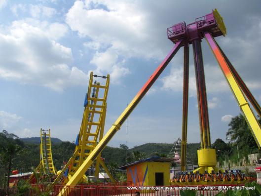 Jungleland Adventure Theme Park Nuansa Lokal Rasa Global Catetan Kab