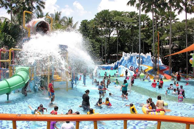 Jungleland Adventure Theme Park Spring Coming Berita Bogor Ktp Jungle