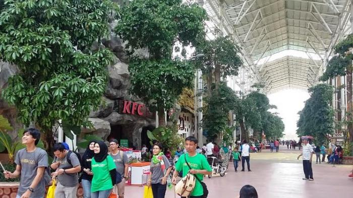 Jungleland Adventure Theme Park Tempat Liburan Asyik Kawasan Sentul Kab