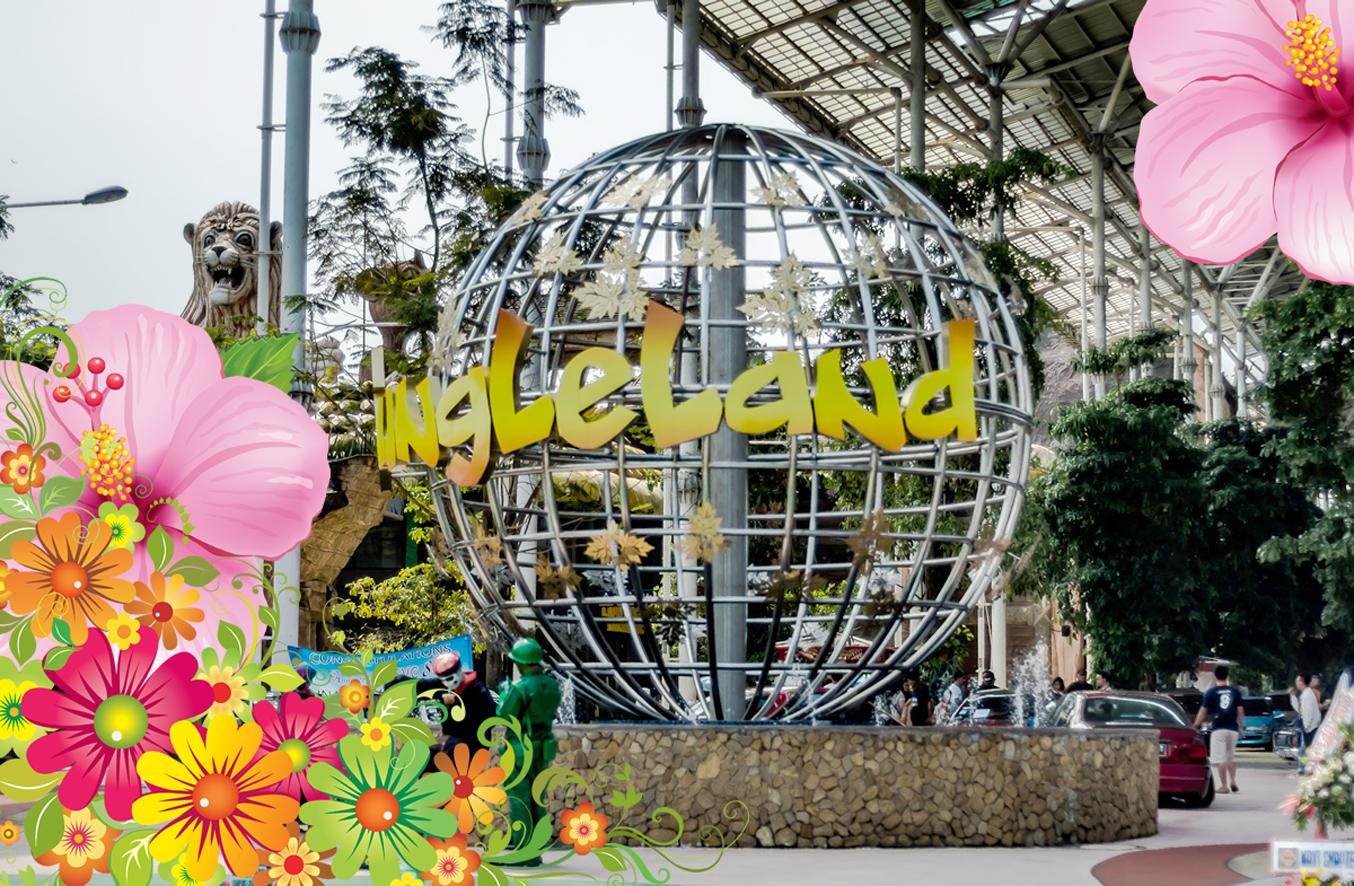 Tiket Masuk Jungleland Adventure Theme Park Kab Bogor 2018 Annual Pass Jungle Land Sentul Pesta Bunga Romantis Floristic Majestic Flower Jurnal