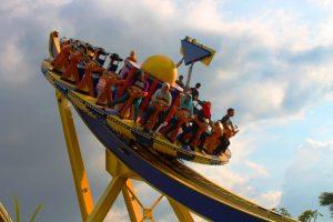 Suasana Liburan Serasa Luar Negeri Jungleland Themepark Menghabiskan Uang Bisa