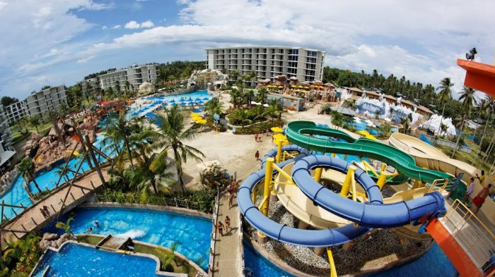 Tag Jungleland Adventure Theme Park Wisata Bogor Yuk Kendorin Urat