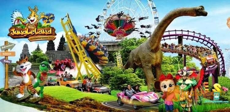 Tiket Masuk Jungleland Sentul Bogor Agustus September 2017 Jungle Travel