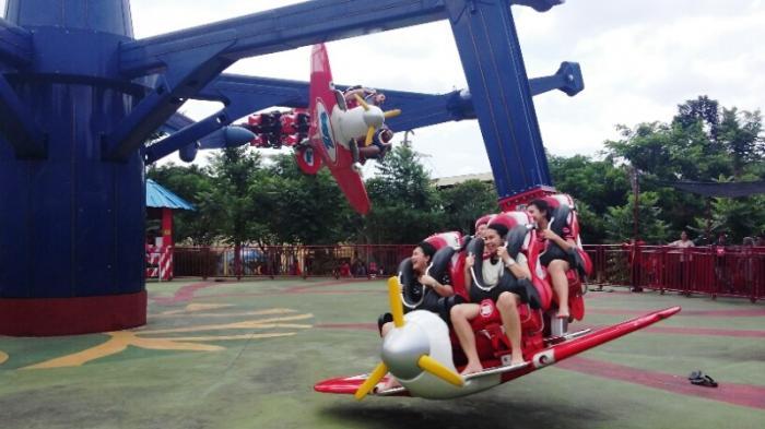 Yuk Jungleland Barongsai Potongan Harga Tiket Lho Adventure Theme Park
