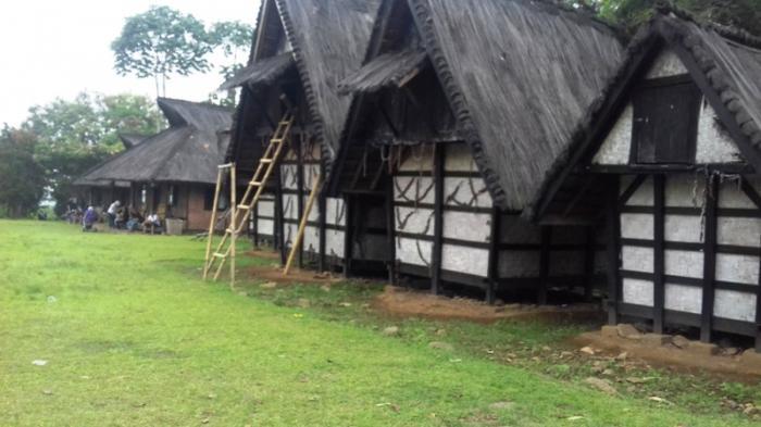 Asal Mula Nama Sindang Barang Bogor Tribunnewsbogor Kampung Budaya Sindangbarang