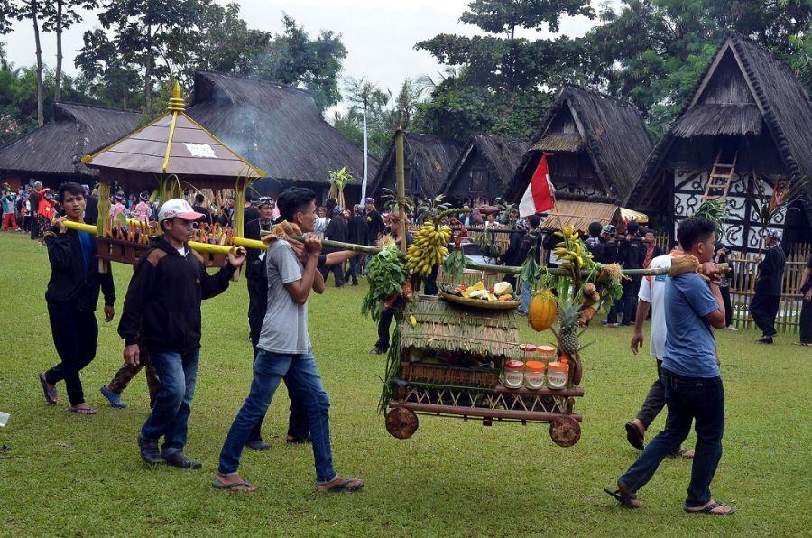 Barang Kampung Tertua Bogor Sindang Budaya Sindangbarang Kab
