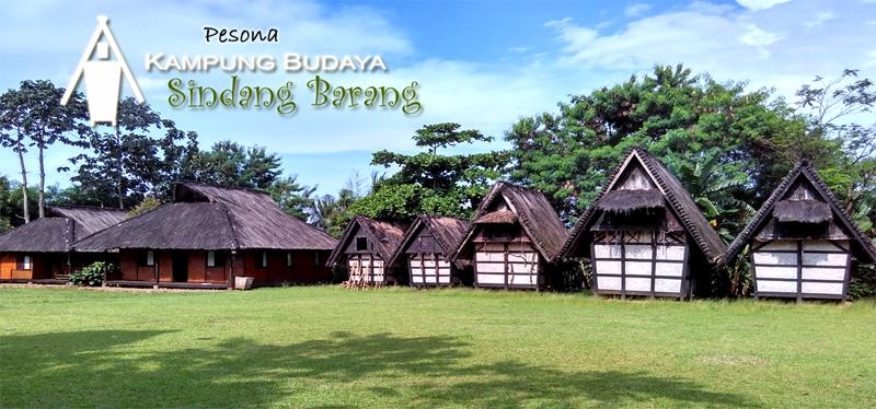 Berkunjung Kampung Sindang Barang Bogor Kaya Budaya Serempak Sindangbarang Kab