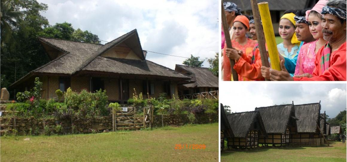 Bogor Kampung Budaya Sindangbarang Sejarah Kota Kab
