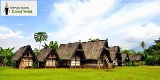 Data Kunjungan Kampung Wisata Edukasi Budaya Sindangbarang Giri Adventure Yayasan