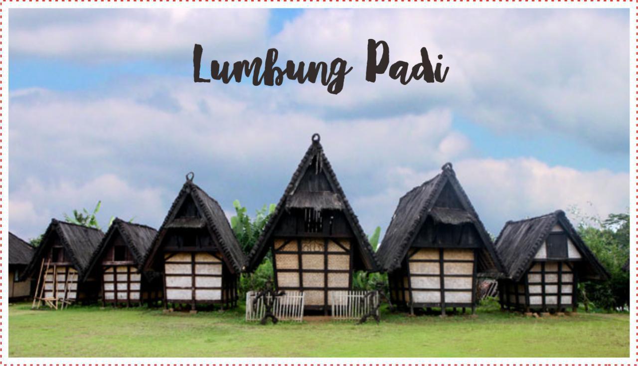 Inget Kampung Tradisi Seren Taun Lumbung Padi Budaya Sindang Barang