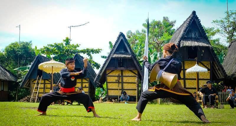 Kampung Budaya Sindang Barang Beauty Indonesia Sagitarius Tours Sindangbarang Kab
