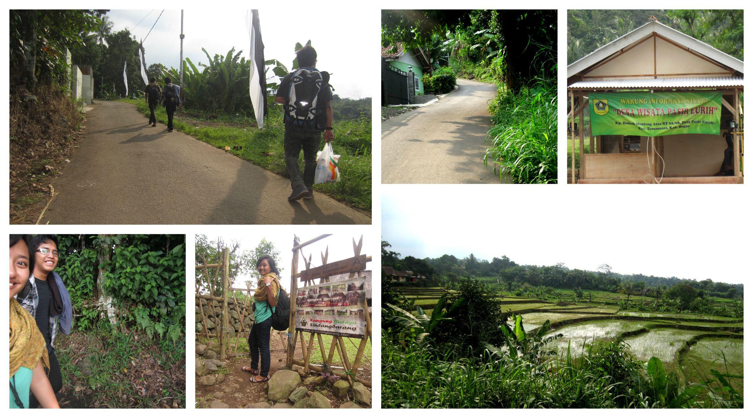 Kampung Budaya Sindang Barang Love Nature Culture Sindangbarang Kab Bogor