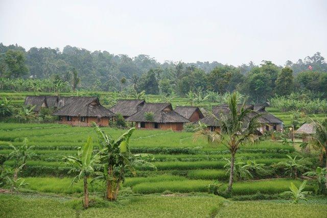 Kampung Budaya Sindangbarang Kabupaten Bogor Jg Arif Wibowo Rumah Tamu