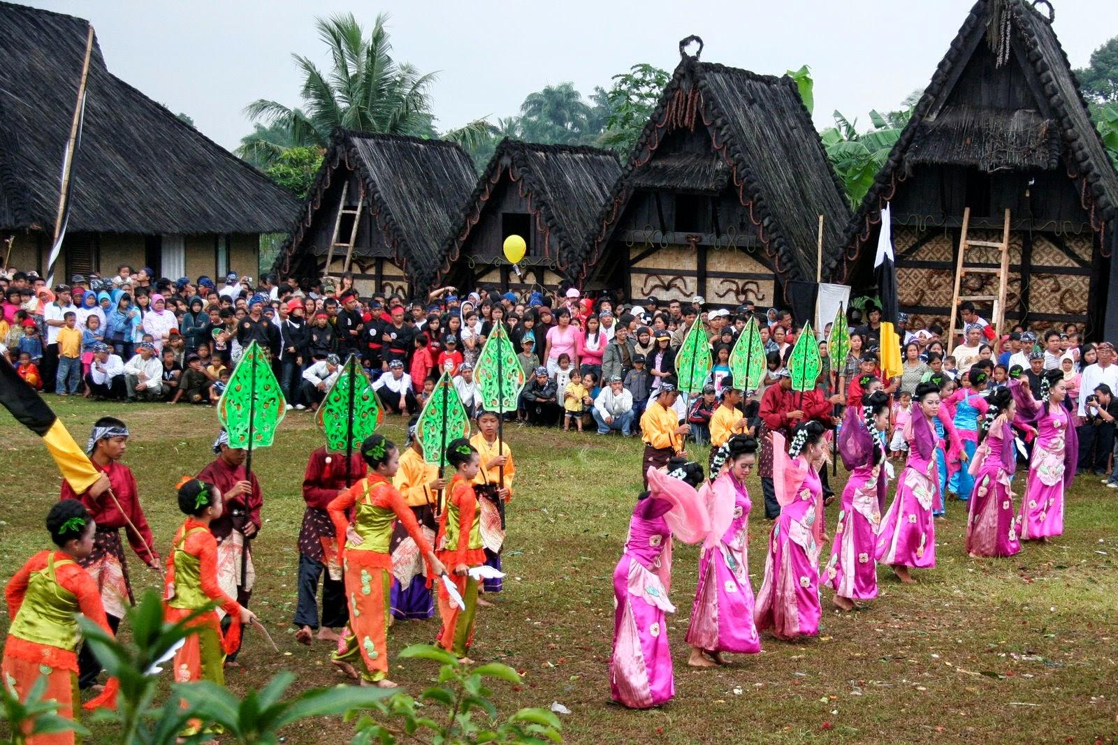 Kampung Budaya Sindangbarang Tertua Bogor Lihat Id Jawa Barat Kab