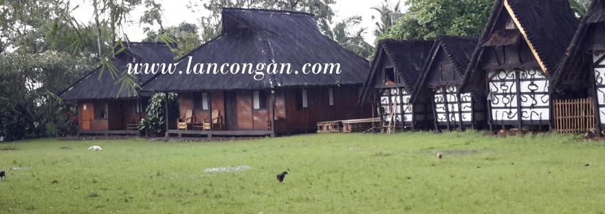 Kampung Budaya Sunda Sindang Barang Bogor Indonesia Lancongan Sindangbarang Kab