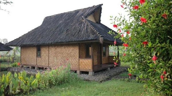 Libur Lebaran Menginap Kampung Budaya Sindangbarang Kab Bogor
