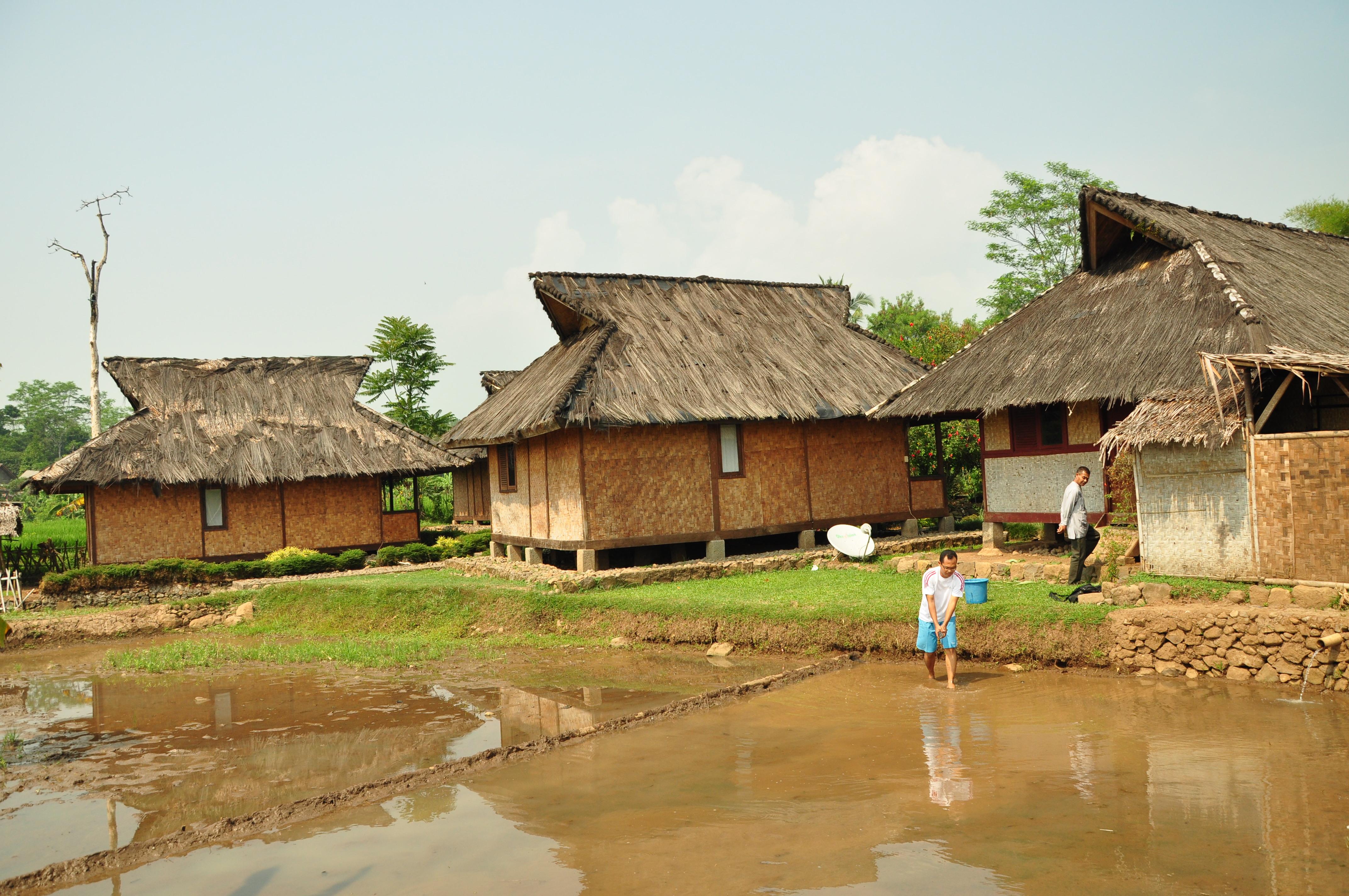 Melihat Kebudayaan Sunda Kampung Wisata Sindangbarang Pecintawisata Kita Budaya Kab