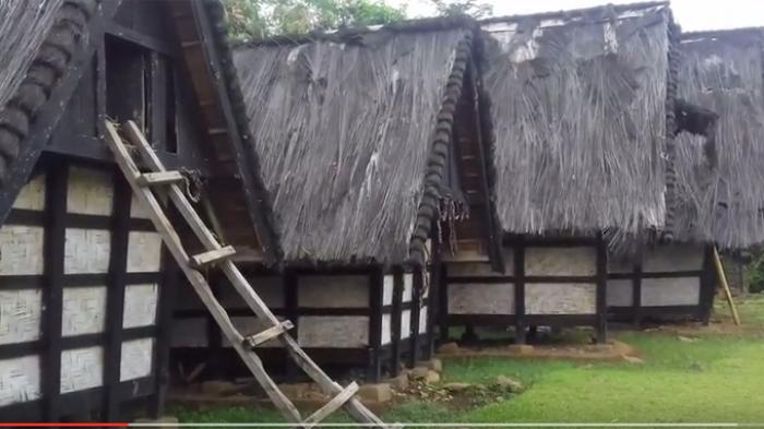 Mengenali Budaya Sunda Tempo Dulu Kampung Sindang Barang Bogor Tribunnews