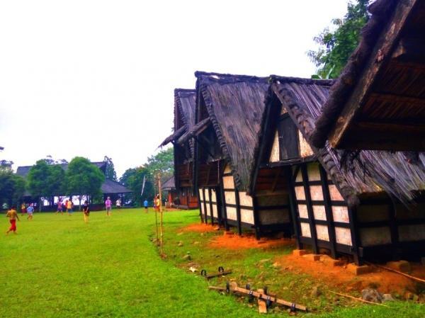 Nyunda Kampung Budaya Sindangbarang Belajar Kab Bogor