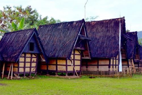 Wisata Kampung Budaya Sindangbarang Bogor Bogo Kab