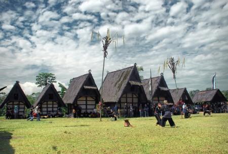 Wisata Kampung Budaya Sindangbarang Bogor Kab