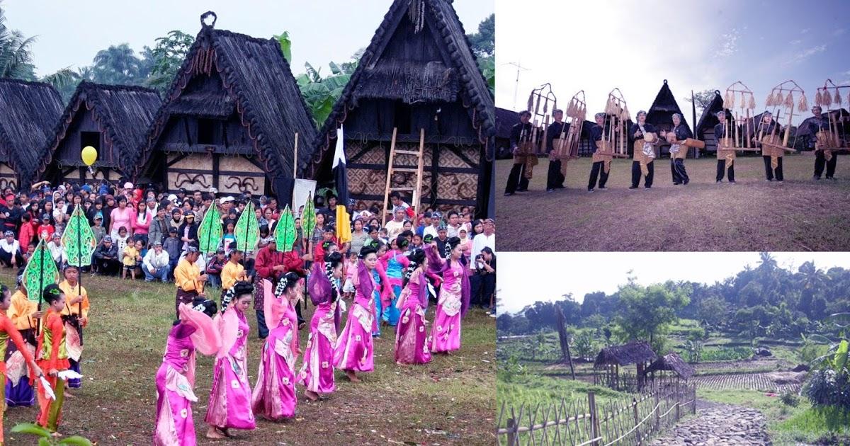 Wisata Sejarah Kampung Budaya Sindangbarang Bogor Jabar Kab