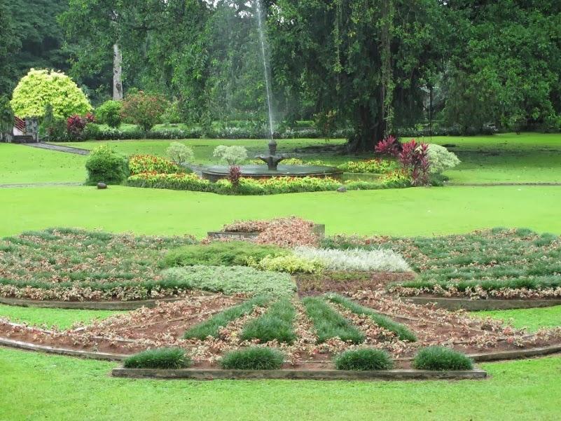 Kabupaten Bogor Kebun Raya Kab