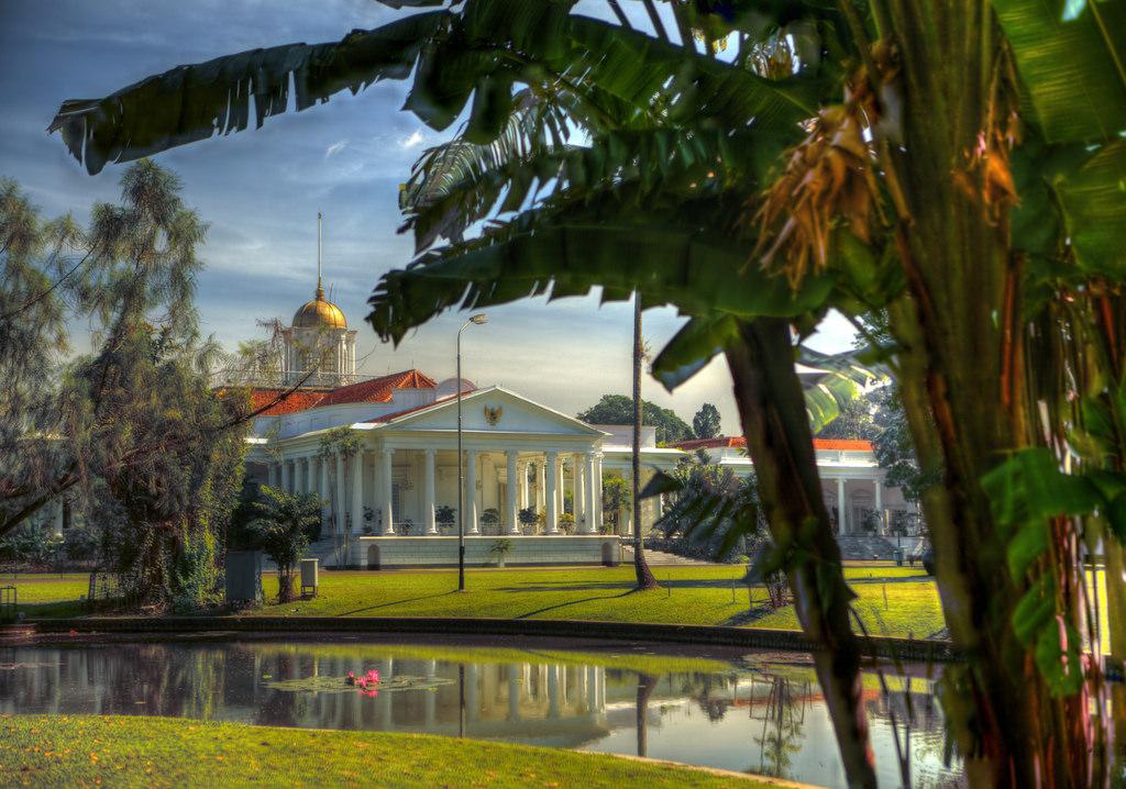 Kebun Raya Bogor Botanic Garden Java Ind Flickr Indonesia Kab