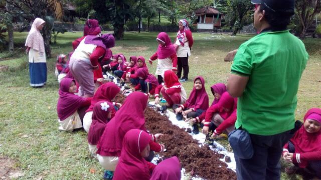 Kebun Wisata Pasirmukti Alam Sentul Bogor Kab
