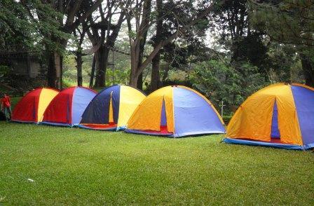 Lahan Camping Bogor Kebun Wisata Pasir Mukti Pasirmukti Kab