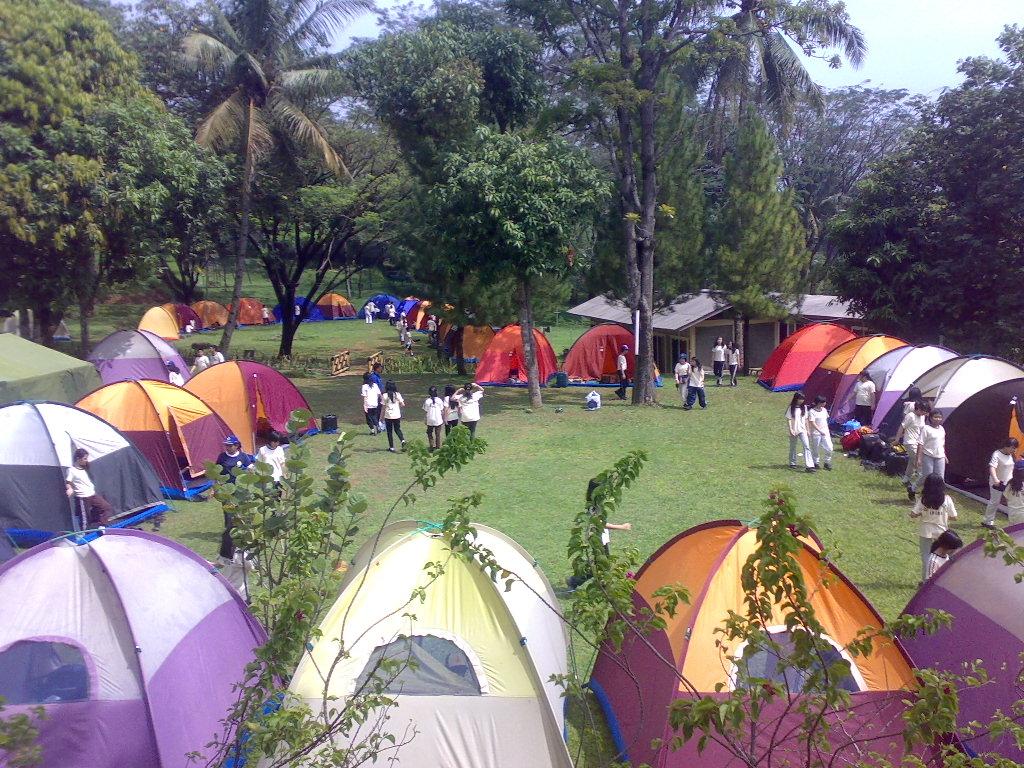 Outbound Pasir Mukti Wisata Kebun Pasirmukti Kab Bogor