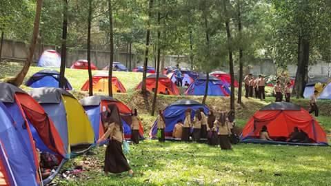 Paket Camping Hemat Pasirmukti Bogor Wisata Adventure Sentul Kemping Outbound