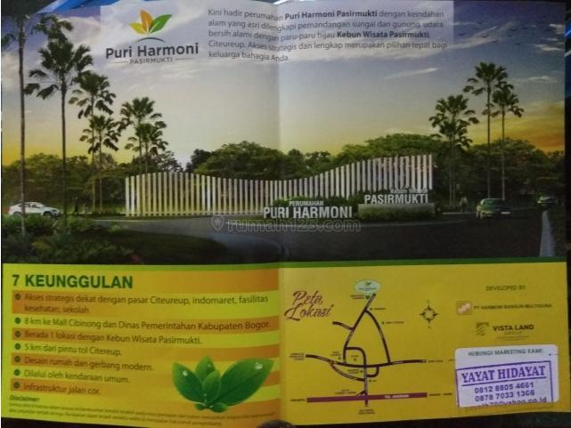 Samping Kebun Wisata Pasirmukti Citeureup Bogor Jawa Barat Kab