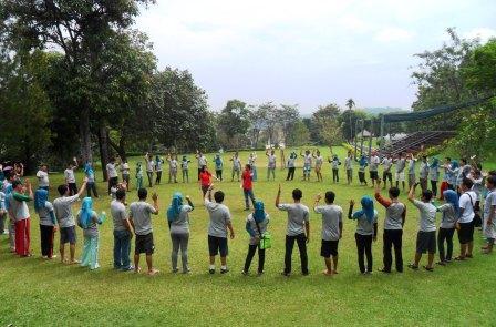 Tempat Gathering Sentul Kapasitas 1000 Kebun Wisata Pasirmukti Kab Bogor
