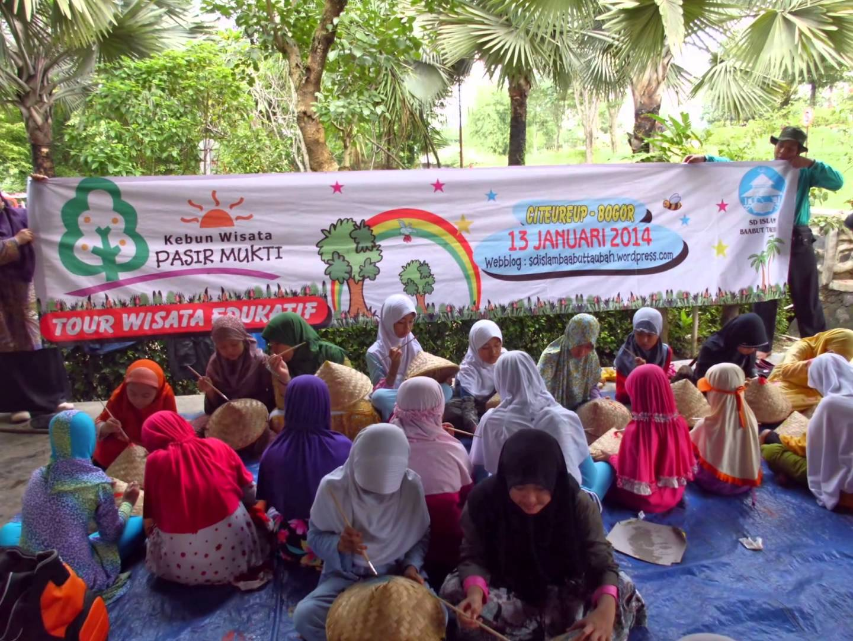 Wisata Edukatif Pasirmukti Citeureup Bogor 13 Januari 2014 Youtube Kebun